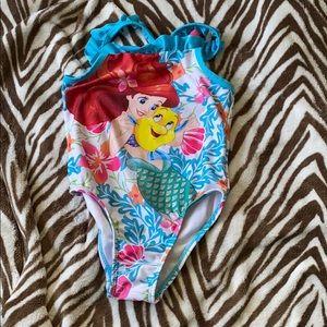 Disney The Little Mermaid 4t bathing suit
